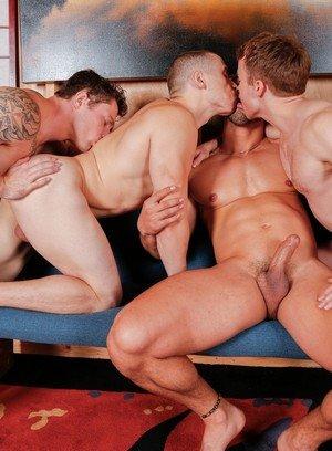 Sexy and confident Dante Martin,Gabriel Cross,Markie More,Arad,