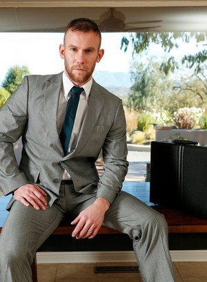 Hot Gay Damien Michaels,Mark Long,