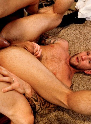 Horny Gay Damien Michaels,Mark Long,