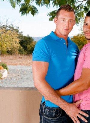 Hot Guy Pierce Hartman,Kaden Alexander,