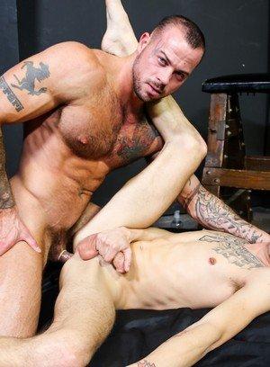 Horny Sean Duran,