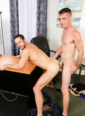 Naked Gay Mike De Marko,Brett Bradley,