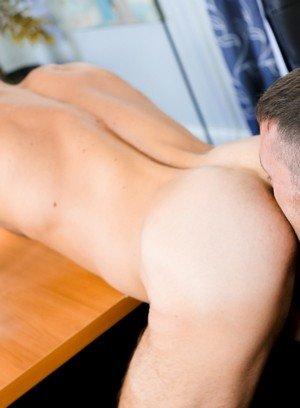 Sexy and confident Brett Bradley,Mike De Marko,