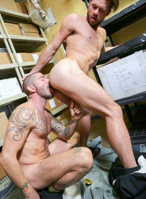 Naked Gay Johnny Hazzard,Mike De Marko,