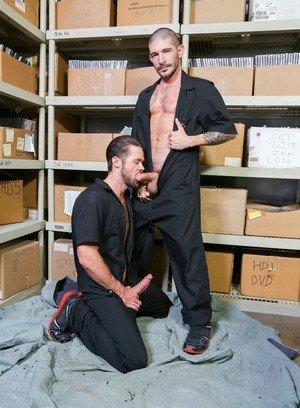 Big Dicked Gay Johnny Hazzard,Mike De Marko,