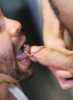 Big Dicked Gay Alejandro Fusco,Jessie Santana,