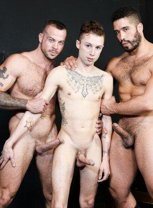 Hot Gay Sean Christopher,Sean Duran,Trey Turner,