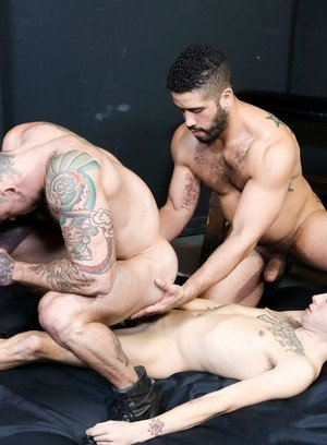 Cock Hungry Guy Trey Turner,Sean Duran,Sean Christopher,