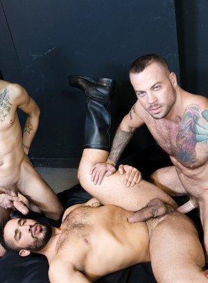 Horny Gay Sean Christopher,Sean Duran,Trey Turner,