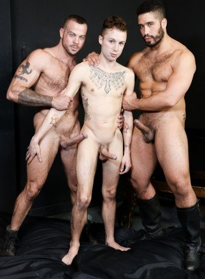 Sexy Dude Sean Christopher,Sean Duran,Trey Turner,