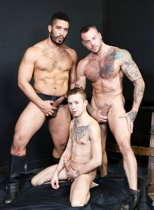 Cock Hungry Trey Turner,Sean Duran,Sean Christopher,