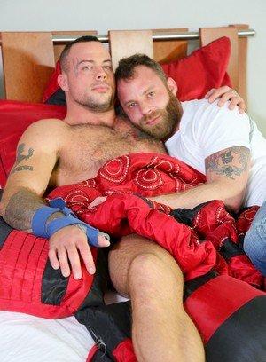 Hot Gay Derek Parker,Matt Stevens,Sean Duran,