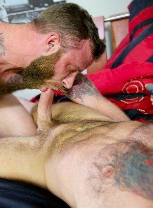 Cute Gay Derek Parker,Matt Stevens,Sean Duran,