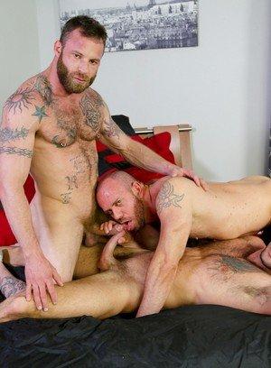 Handsome Guy Derek Parker,Matt Stevens,Sean Duran,