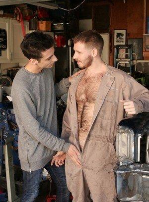 Cute Gay Roman Daniels,Spencer Whitman,