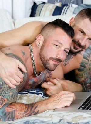 Hot Gay Hugh Hunter,Dolf Dietrich,