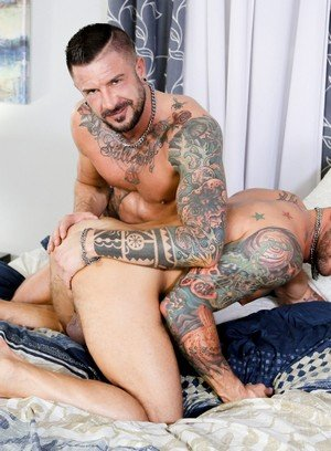 Sexy and confident Hugh Hunter,Dolf Dietrich,