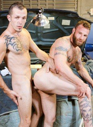 Naked Gay Derek Parker,