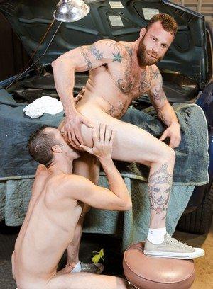Big Dicked Gay Derek Parker,