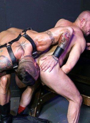 Naked Gay Hugh Hunter,Matt Stevens,