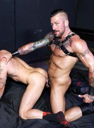 Hunky Gay Hugh Hunter,Matt Stevens,