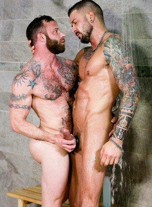 Big Dicked Gay Dolf Dietrich,Derek Parker,