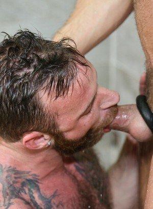 Wild Gay Dolf Dietrich,Derek Parker,