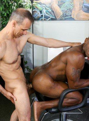 Hunky Gay Osiris Blade,Rodney Steele,