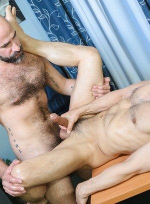 Horny Gay Damon Andros,Rodney Steele,