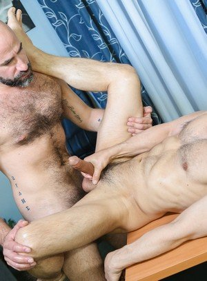 Horny Rodney Steele,Damon Andros,