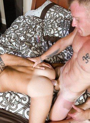 Naked Gay Saxon West,Kirk Cummings,