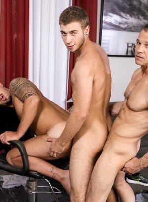 Naked Gay Kirk Cummings,Alexander Greene,Rodney Steele,