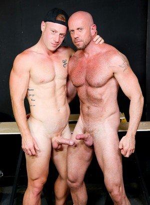Seductive Man Saxon West,Matt Stevens,