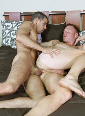Naked Gay Saxon West,Tommy Deluca,