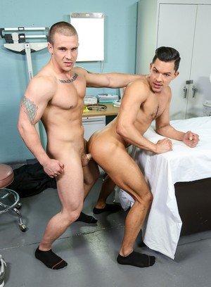 Hunky Gay Adam Bryant,Ethan Slade,