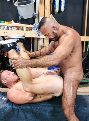 Horny Gay Saxon West,Alessio Romero,