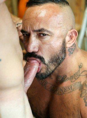 Big Dicked Gay Saxon West,Alessio Romero,