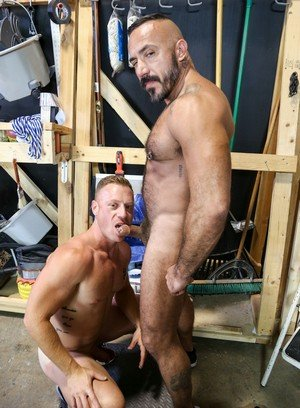 Handsome Guy Saxon West,Alessio Romero,