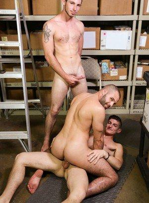 Horny Toby Springs,Braxton Smith,Aiden Ward,