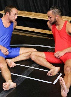 Hot Gay Caleb Troy,Javier Cruz,