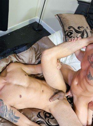 Hunky Gay Hunter Vance,Matt Hart,