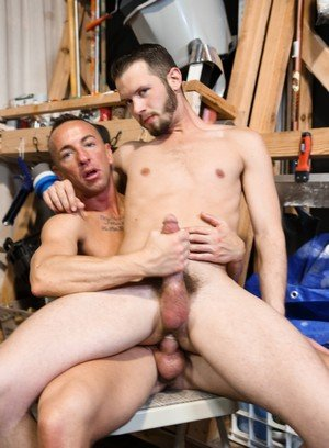 Hunky Gay Asher Devin,Matt Hart,