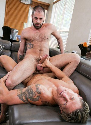 Horny Bryce Evans,Marcus Isaacs,