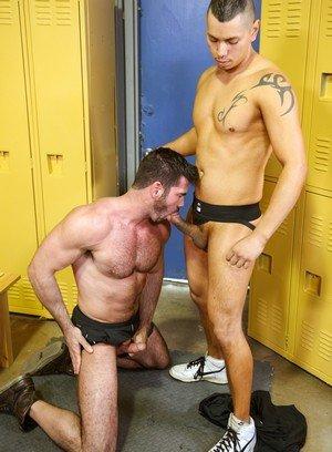 Sexy Guy Benjamin Bronx,Billy Santoro,