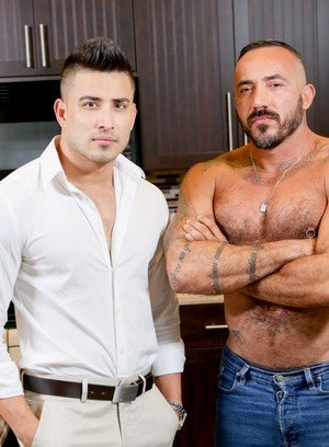 Hot Guy Alessio Romero,Hunter Vance,