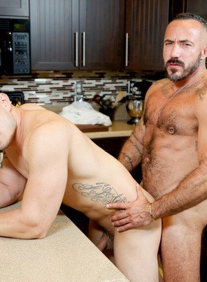 Naked Gay Hunter Vance,Alessio Romero,