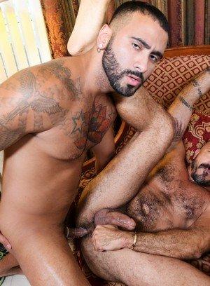 Horny Gay Alessio Romero,Rikk York,