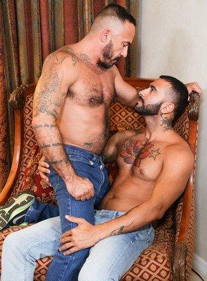 Cock Hungry Dude Alessio Romero,Rikk York,