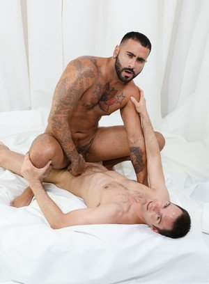 Hunky Gay Rikk York,Cameron Kincade,