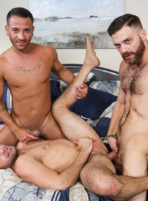 Hot Boy Mario Costa,Tommy Defendi,Braxton Smith,